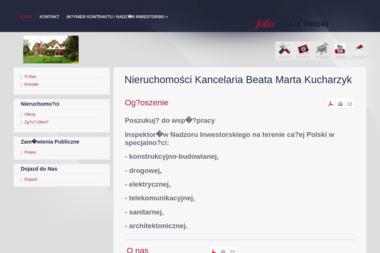 Nieruchomości Kancelaria Beata Marta Kucharzyk - Agencja nieruchomości Kętrzyn