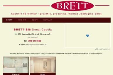 Brett-Bis Donat Cebula - Schody na Poddasze Jastrzębie-Zdrój