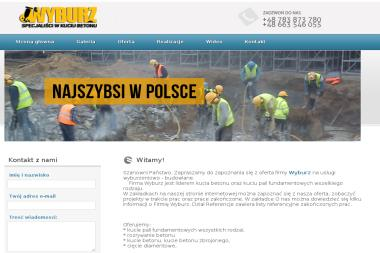 Wyburz Jerzy Cumbrowski - Wyburzenia Nowe