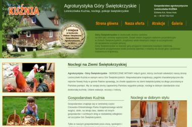 Gospodarstwo Agroturystyczne Leśniczówka Kuźnia - Agroturystyka Nowa Huta