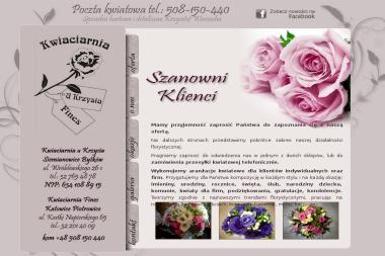 Kwiaciarnia u Krzysia - Upominki Świąteczne Siemianowice Śląskie