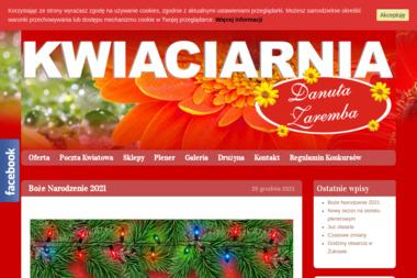 Kwiaciarnia Danuta Zaremba - Kosze prezentowe Przodkowo