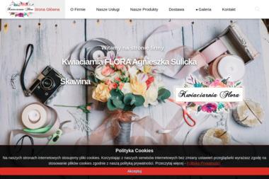 Kwiaciarnia Flora Ajka - Świąteczne Paczki Skawina