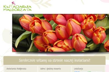Kwiaciarnia Małgorzata. Kwiaty, bukiety, dekoracje - Kosze prezentowe Pajęczno