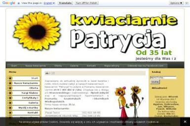 Kwiaciarnia Patrycja (CH Tesco) - Kosze prezentowe Poznań