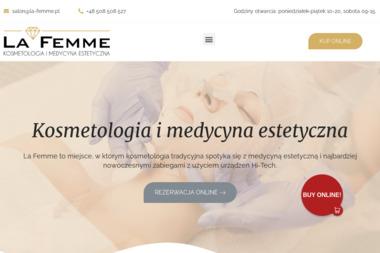 La Femme S.C. Matylda Baxter Minta Krzysztof Minta - Salon kosmetyczny Wrocław