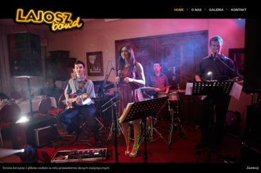 Zespół Muzyczny Lajoszband. Zespół na wesele, oprawa muzyczna - Zespół muzyczny Ujście