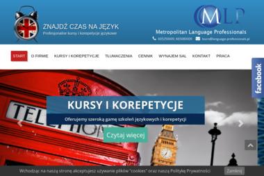 Metropolitan Group - Tłumacze Opole