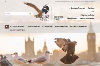 Language Abroad. Kursy językowe za granicą - Kurs francuskiego Dąbrowa Górnicza