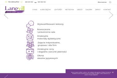 Langvill. Szkoła Języków Obcych - Nauczyciel Angielskiego Warka