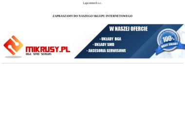 Lapcomtech Filip Grabowski - Komputery i sieci Bydgoszcz