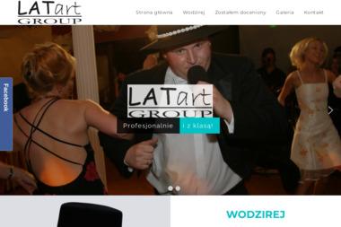 LATart Group Michał Latko - wodzirej - Zespół Coverowy Chrzanów