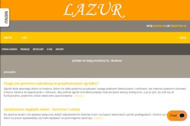 P. W. LAZUR - Usługi Cateringowe Gryfice