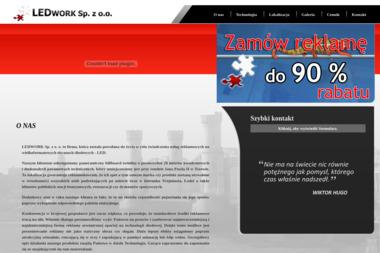 Ledwork Sp. z o.o. - Agencja marketingowa Tczew
