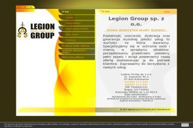 Legion Group Sp.z o.o. - Kancelaria Prawna Bełchatów