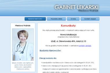 Gabinet Lekarski Wiesława Woźniak - Kurs Na Prawo Jazdy Łódź