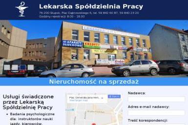 Lekarska Spółdzielnia Pracy Karina - Psycholog Słupsk