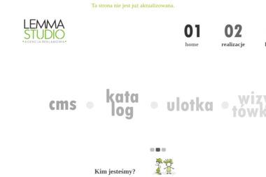 Barbara Popiołkiewicz Lemma Studio - Agencja Reklamowa Łask