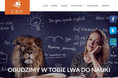 Leo - Centrum Języków Obcych - Kurs francuskiego Pruszcz Gdański