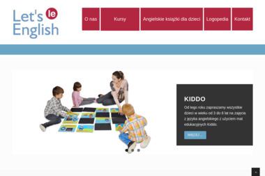 Let's English - Szkoła językowa Tarnowo Podgórne