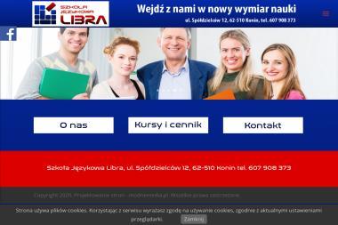 Szkoła Językowa Libra - Kursy Języków Obcych Konin