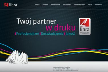 Libra s.c. Wydawnictwo i Drukarnia - Ulotki Białystok