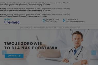 Lecznica Life-Med - Psycholog Grodzisk Mazowiecki