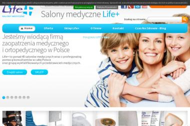 Life+ Salon Medyczny - Rehabilitant Bielsko-Biała