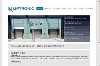 Liftronic Marcin Popadiak - Schody Wewnętrzne Koszyce Wielkie