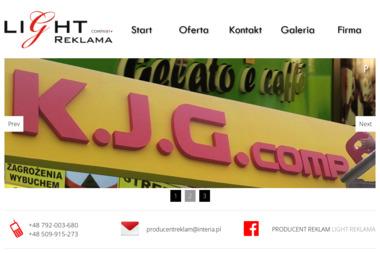 Light Reklama - Ulotki Częstochowa