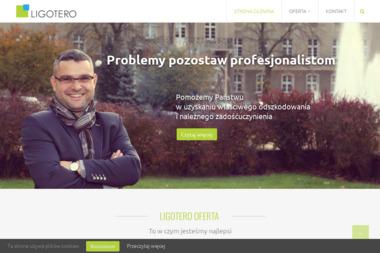 Kancelaria Doradców Ligotero. Dochodzenie odszkodowań, windykacja należności - Windykacja Szczecin