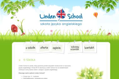 Linden School - Lekcje Angielskiego Głosków