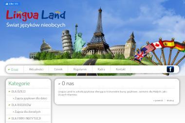 Lingua Land - Przedszkole językowe, kursy językowe, nauka języków obcych - Szkoła językowa Bielany Wrocławskie