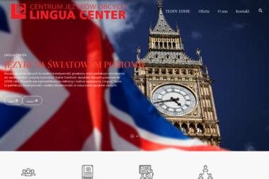 Lingua Center Centrum Języków Obcych S.C. Alicja Baryła Sebastian Baryła - Szkoła językowa Koluszki