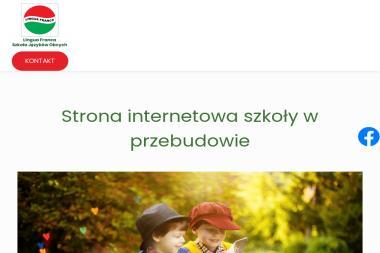 Lingua Franca Szkoła Języków obcych - Szkoła językowa Katowice