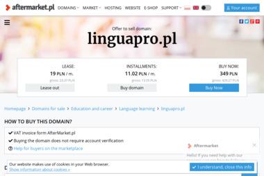 Lingua Pro Sp. z o.o. - Kursy Języków Obcych Gdańsk