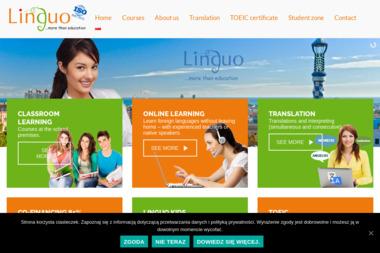 Linguo - Szkoła językowa Łomża