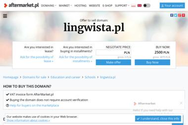 Lingwista Szkoła Językowa - Język Angielski Karczew