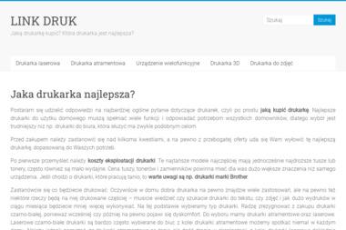 Link Druk Sp. z o.o. - Wizytówki Łódź