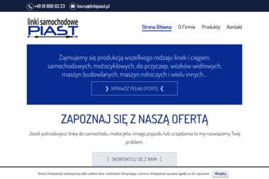 Linki Samochodowe-Piast Jarosław Rynduch - Części do wózków widłowych Poznań