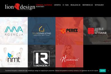 Lion Design Studio Reklamy - Agencja Reklamowa Dąbrowa Górnicza