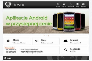 Agencja Reklamowa Lioner Mateusz Ulenberg - Agencja marketingowa Wejherowo