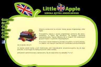 Little Apple-Szkoła Języka Angielskiego - Szkoła językowa Wolsztyn
