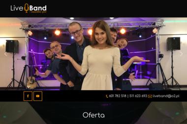 Zespó艂 Muzyczny Live Band - Zespó艂 muzyczny P艂ock