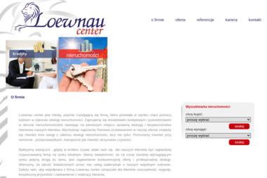 Paweł Loewnau Loewnau Center - Agencja nieruchomości Rumia