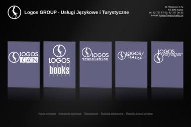 Logos GROUP - Usługi Językowe i Turystyczne - Nauczyciele angielskiego Kalisz