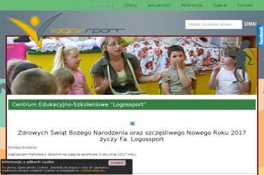 Ewa Garack Centrum Edukacyjno Szkoleniowe Logossport - Nauczyciele angielskiego Krapkowice