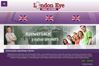 """Szkoła Angielskiego """"London - Eye"""" - Szkoła językowa Bochnia"""