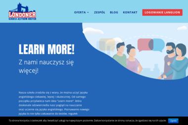 Szkoła Języków Obcych LONDONER - Lekcje Angielskiego Opoczno