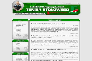 Lubelski Okręgowy Związek Tenisa Stołowego w Lublinie - Joga Lublin